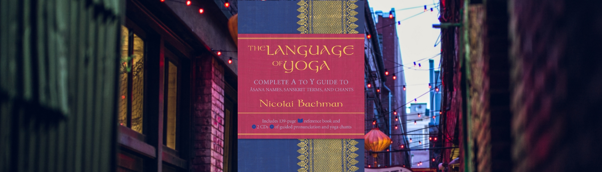 Book Review: The Language of Yoga - Sanskrit